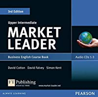 Market Leader Upper-Intermediate (3E) Class CDs (2)