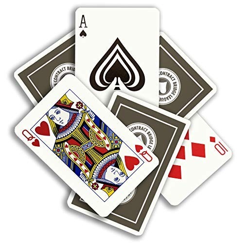 ACBL (American Contract Bridge League) Playing Cards