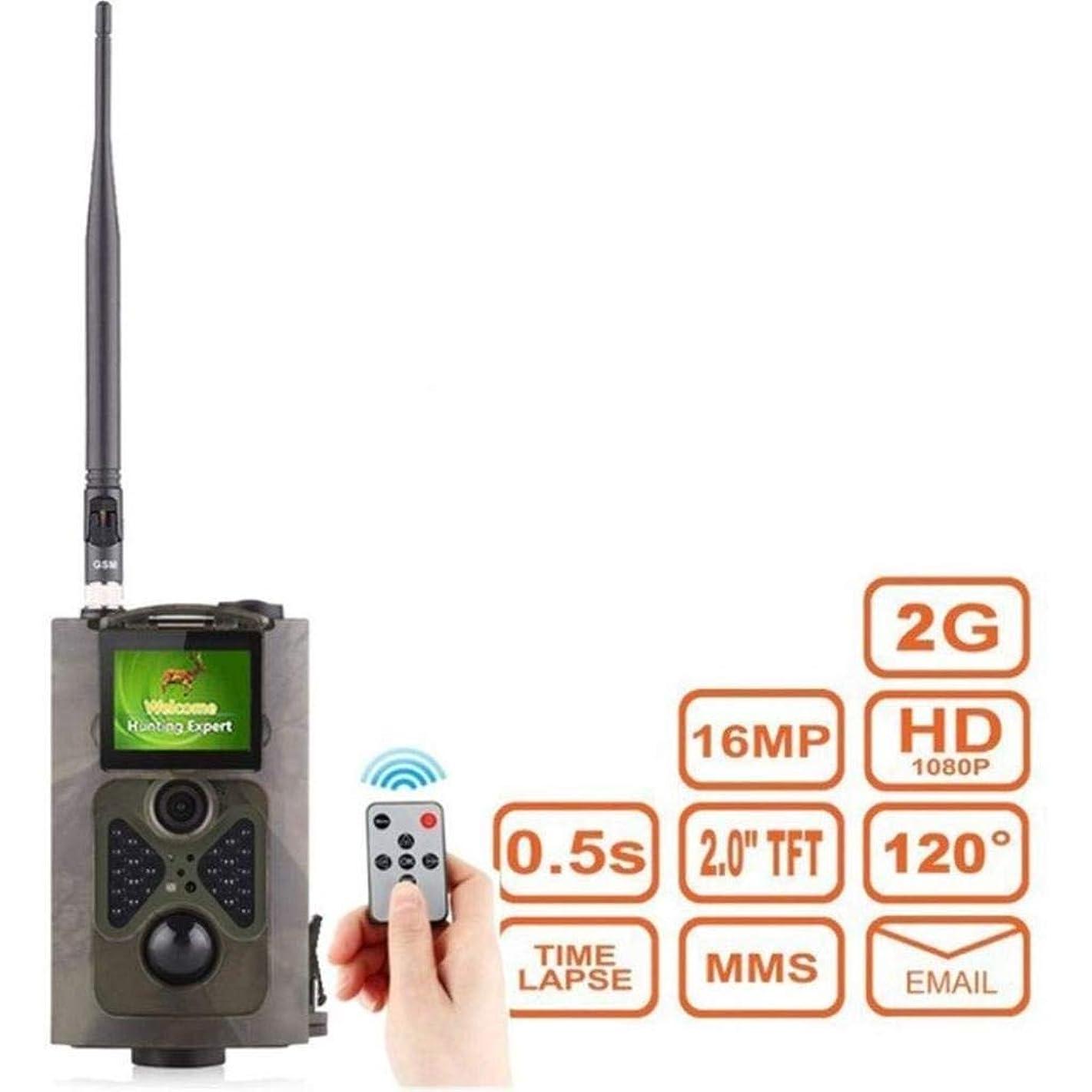 オリエント知事フェリー野生動物用カメラトラッキング16MP 1080 p 2 gフィールドキャプチャカム120°検出範囲0.5秒トリガ速度用ホームセキュリティ監視