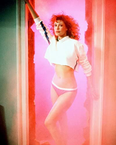 Erthstore 35% OFF Kelly Le Brock Weird Photograp Color 8x10 Science San Jose Mall Sexy
