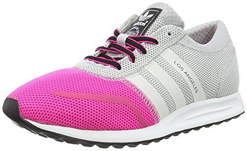 adidas Sneaker Los Angeles K grau/pink EU 40 (UK 6.5)
