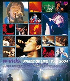 """w-inds.""""PRIME OF LIFE""""Tour 2004(Blu-ray)"""