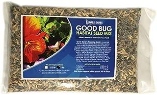 Good Bug Habitat Seed Mix 1 lb - Beneficial Bug Attractant