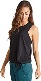 Rockwear Activewear Women's Midnight Casual Mesh Singlet Black 14 from Size 4-18 for Singlets Tops