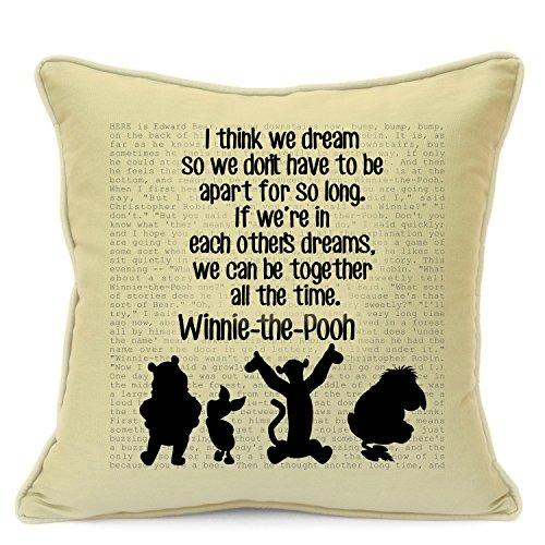 Vintage Winnie The Pooh Disney Quotes Birthday Christmas Xmas 2017...