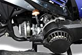 Miniquad Kinder ATV Cobra blau / schwarz - 9