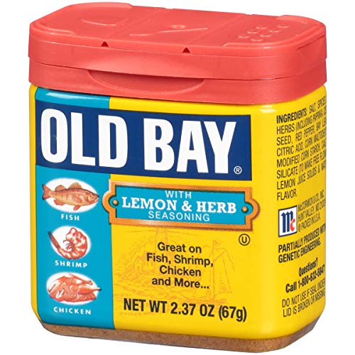 OLD BAY Lemon & Herb Seasoning, 3 OZ