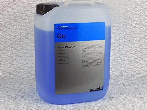 Koch Chemie Glass Cleaner Scheibenreiniger 10L Kanister (streifenfreie Reinigung mit angenehmen Duft)