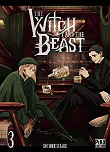 The Witch and the Beast Edition simple Tome 3