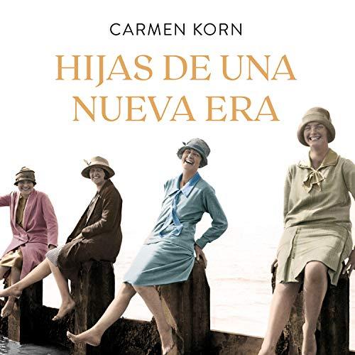 Diseño de la portada del título Hijas de una nueva era