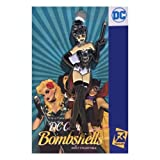 DC Bombshells Zatanna Pin