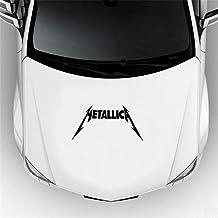 Pegatinas De Bebé Para Coches Car Styling Metallica Decal Jdm Car Window Bumper Truck Decal Personality Car Sticker Graphics
