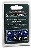 Warhammer underworlds: shadespire – stormcast eternals Dados Pack