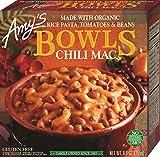 Amy's Frozen Bowls, Chili Mac, Gluten Free, 9-Ounce