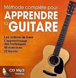 methode complete pour apprendre la guitare + cd*