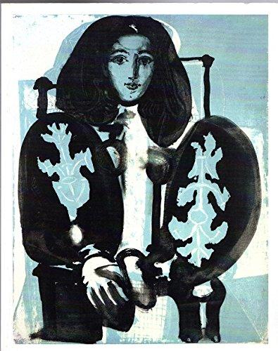 Pablo Picasso Die Lithographien