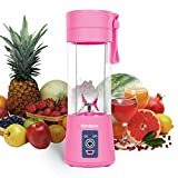 Personal Blender, Portable Blender for Smoothies and Shakes Handheld Electric Fruit Mixer Machine