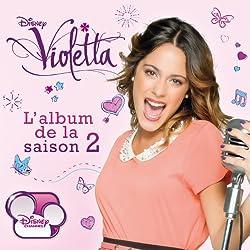 Violetta-l'Album de la Saison 2