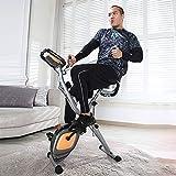 Zoom IMG-2 casa cyclette regolabile magnetica allenamento