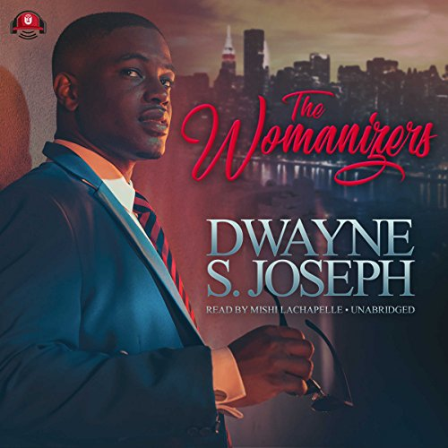 The Womanizers audiobook cover art