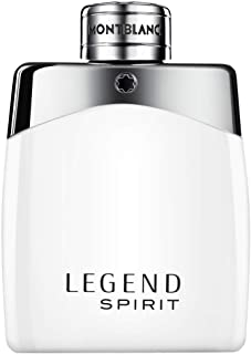 Mont Blanc Perfume - Legend Spirit by Mont Blanc - perfume for men - Eau de Toilette, 100ml
