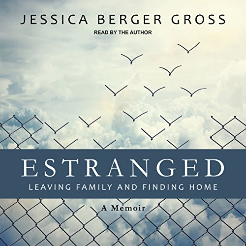Estranged audiobook cover art