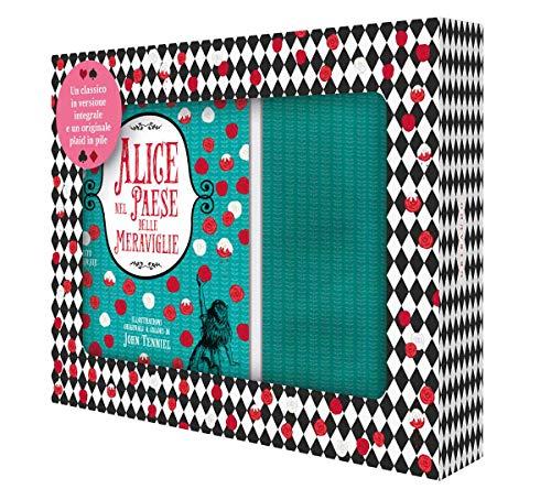 Alice nel Paese delle Meraviglie + plaid