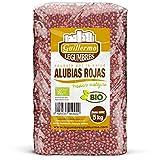 Guillermo Alubia Roja Judía Ecológica BIO Granel Calidad Extra 5kg