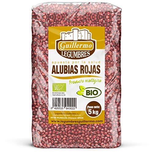Guillermo Horeca Alubia Roja Judía Ecológica BIO Granel Calidad Extra