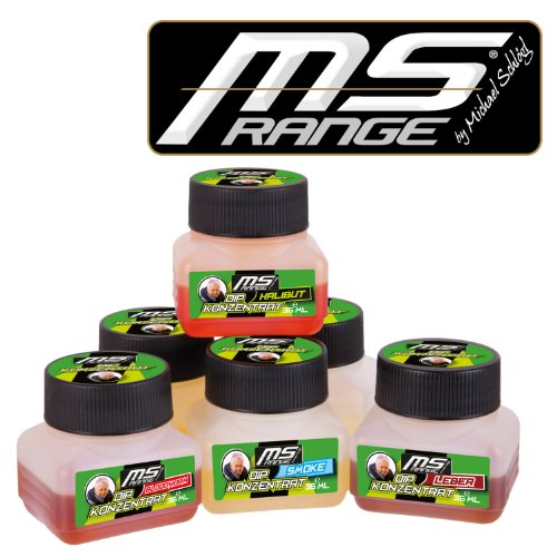 MS-Range Dip Konzentrat Garlic 35ml 2530062 Lockstoff