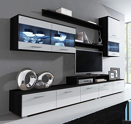muebles bonitos – Mueble de salón Claudia Mod.8 (2,5m)