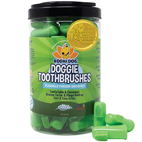 Bodhi Dog Disposable Dog Toothbrushes