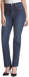 Gloria Vanderbilt Ladies' Amanda Stretch Denim Tapered Leg Jean Sizes 6-18 Tall 34