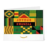 Amazon Gift Card - Print - Joyous Kwanzaa