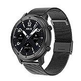 ZGZYL DT89 Smart Watch Smart Watch con Pressione Sanguigna/Ossigeno del Sangue/ECG/Cardiofrequenzimetro Orologio da Watch Watch Watch IP68 Orologio Sportivo Impermeabile IP68,A