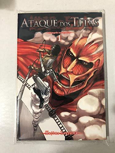 Ataque dos Titãs - Volume 01