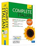 Complete Italian Beginner to Intermediate Course: Learn to read, write, speak and understand a new language (Teach Yourself)