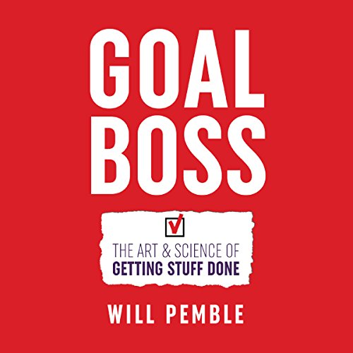 Goal Boss audiobook cover art