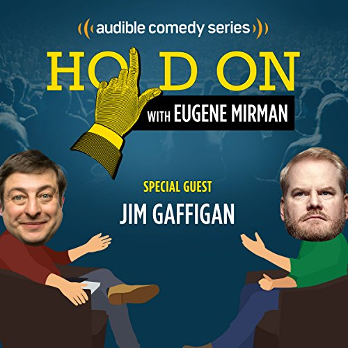 Jim Gaffigan Opens for The Pope audiobook cover art