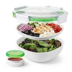 top rated OXO Good Grip Hermetic Salad Container 2021