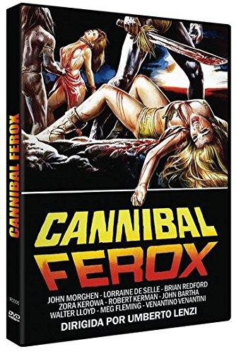 Cannibal Ferox [DVD]