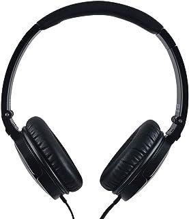 SoundMAGIC P22C Headphone Noise Isolating On-Ear Portable Wired Headset Powerful Bass HiFi Stereo Sport Headphones with Mi...