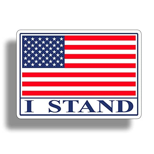 US Army United States Patriotic Military Auto Decal Bumper Sticker Vinyl Decal