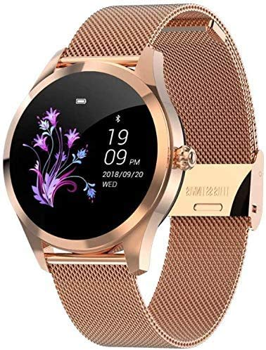 ZHENAO Fitness Tracker Smart Mano Mano Global Superficie Semi-Transparente Strap Strap Strap Movimiento Bisel Movimiento Corazón Paso Paso Gold Sport Fitness Tracker Exquisito