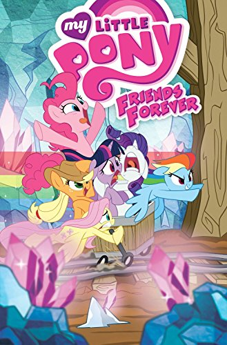 My Little Pony: Friends Forever Vol. 8 (Comic)