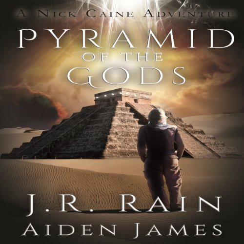 Pyramid of the Gods audiobook cover art