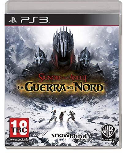 PS3 - El Señor de los Anillos: La Guerra del Norte - [PAL ITA - MULTILANGUAGE]