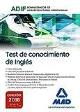 Test de conocimientos de inglés. Administrador de Infraestructuras Ferroviarias...