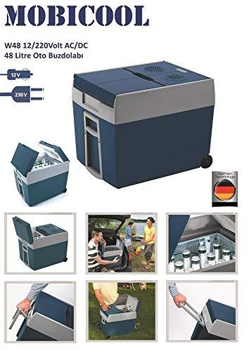 Mobicool W48 AC/DC Trolley-Kühlbox - 6