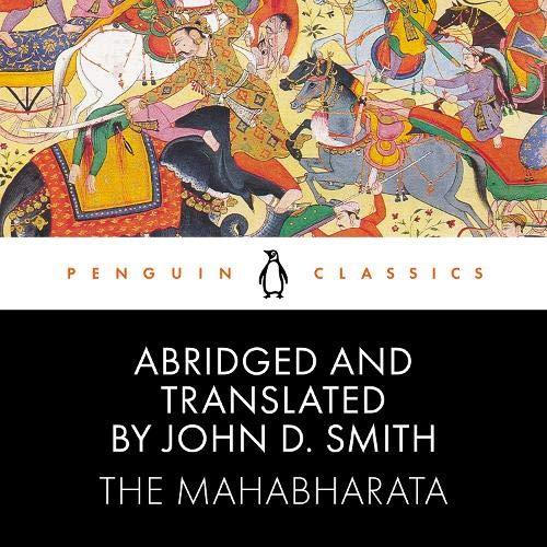 The Mahabharata cover art